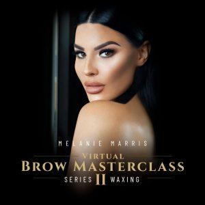 Melanie Marris Virtual Brow Masterclass Series 2: Waxing